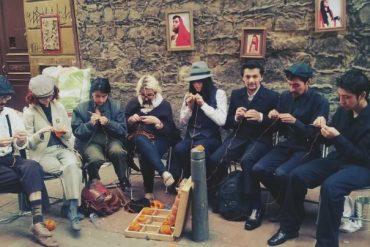 La farsa en «La Chaza Nacional en el Camino a San Moritz»