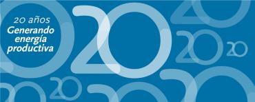 20 años generando energia productiva QDEP