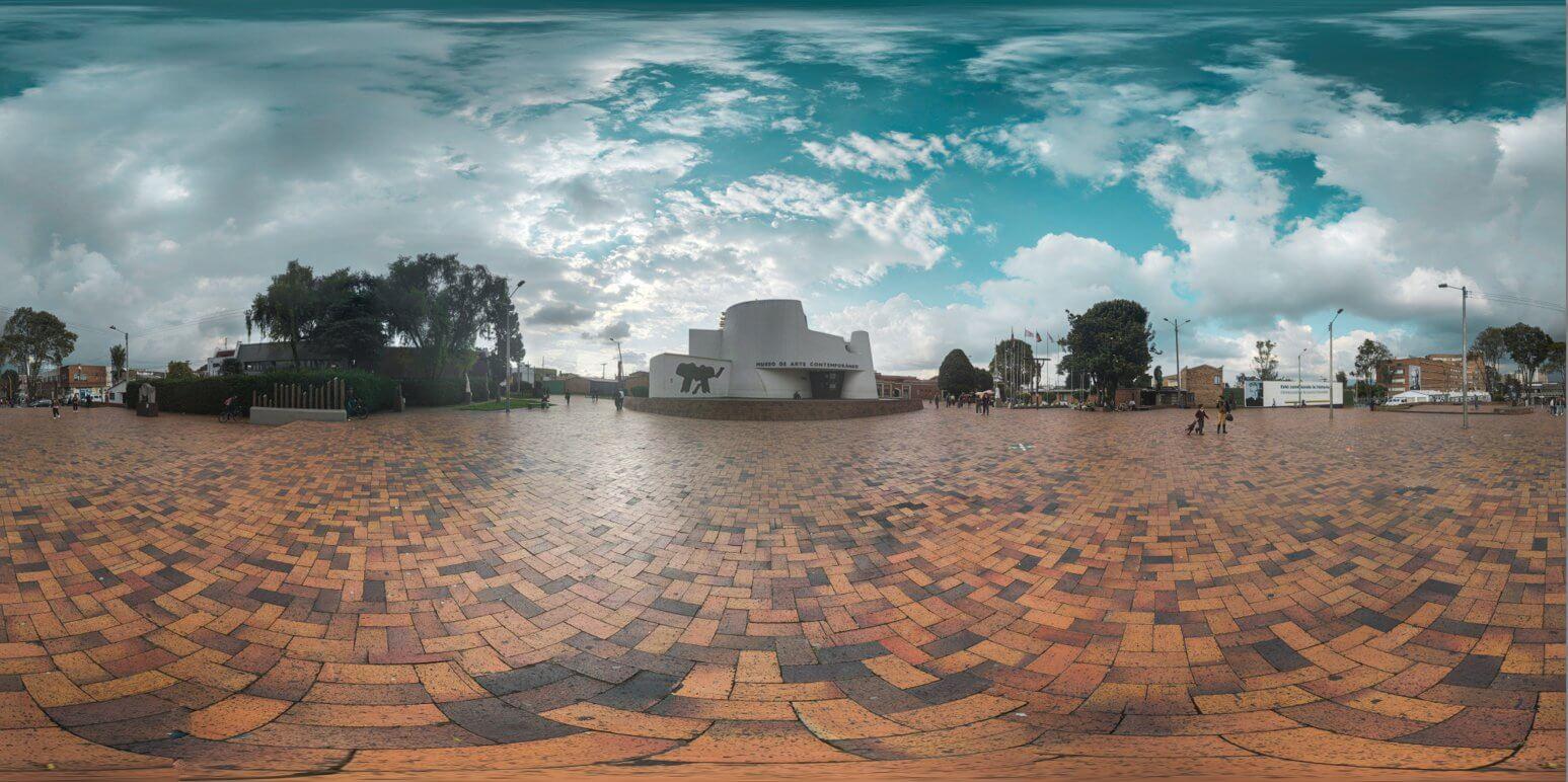 Juan Naar - MAC Museo de Arte Conteporaneo de Bogota