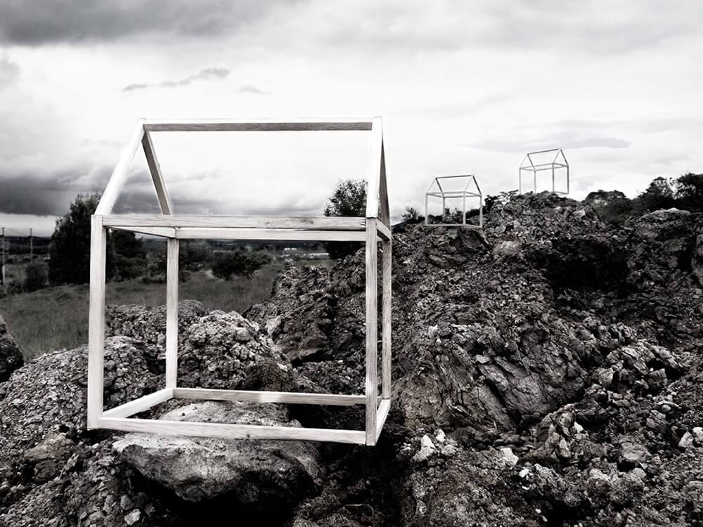 La tierra es pa'l que... Fotografía de Sandy Gómez