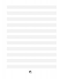 Hojas pentagramadas en blanco en pdf