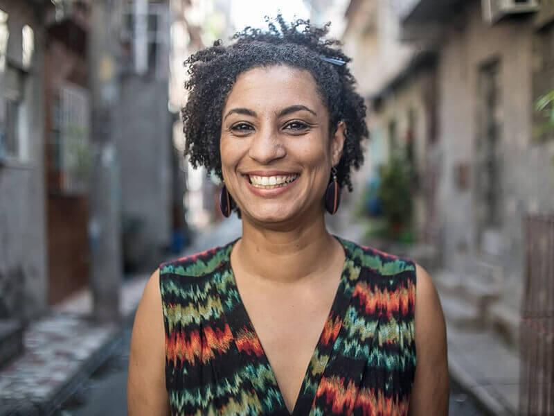 Marielle Franco | La Nueva Bagatela