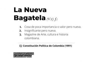 La nueva Bagatela | Diccionario