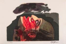 Alejandro Obregón - El grito de Galán, 1977