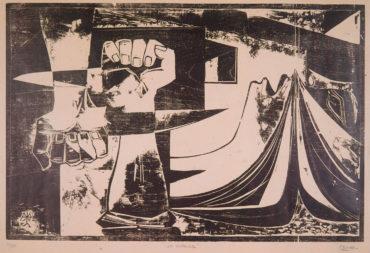 Alejandro Obregón - La Violencia, 1945
